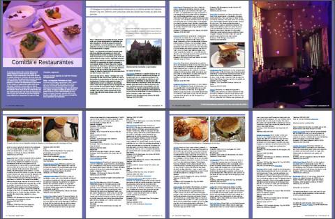 Guia de Detroit - Comida e Restaurantes, com uma lista de recomendações