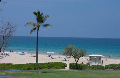Hapuna Beach, minha preferida