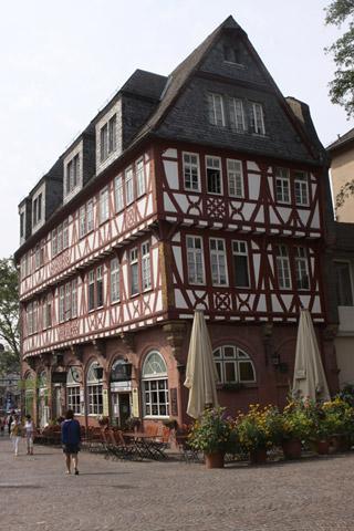 Um restaurante tradicional, Haus Wertheymp