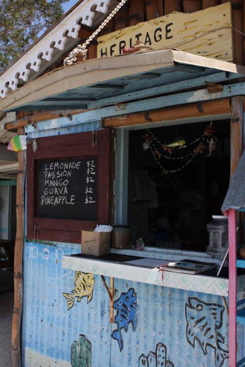 Heritage Kitchen, um pequenino restaurante local