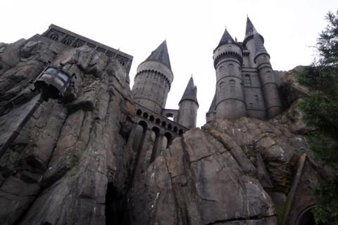 Detalhe de Hogwarts, perfeito