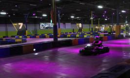 iDrive Nascar: corrida de kart em Orlando