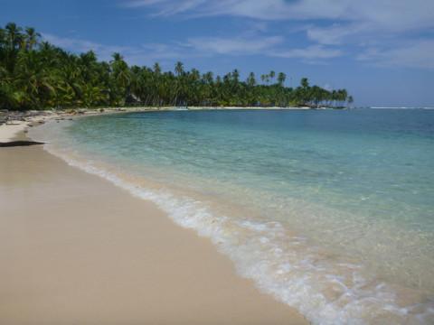Ilha Iguana, uma das mais de 300 ilhas de San Blás, adoramos