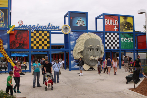 Imagination Zone Legoland