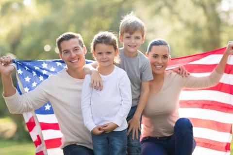 A próxima família a imigrar para os EUA pode ser a sua