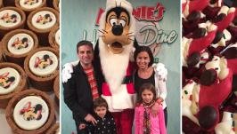 Jantar de Natal da Minnie no Hollywood and Vine