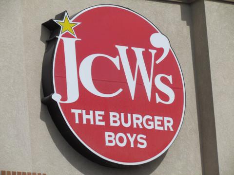 JCW's Burger Boys, melhor hambúrguer!