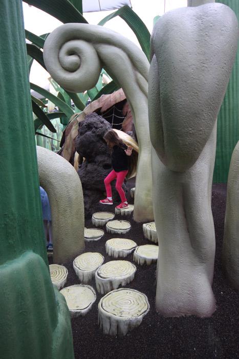 Julia no playground Honey I Shrunk the Kids