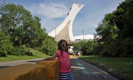 Montréal com crianças: Parque Olímpico e Espace pour la vie