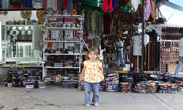Mercado 28 em Cancun