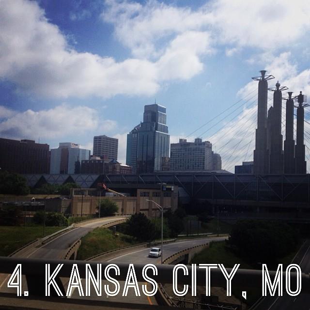 Atrações em Kansas City, Missouri e Kansas City, Kansas