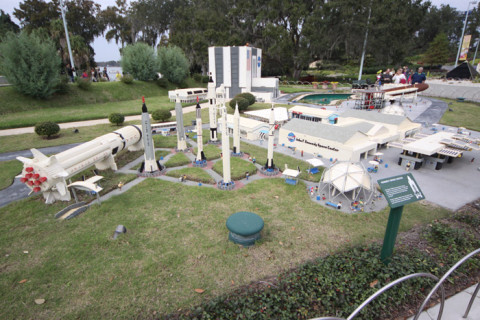 Kennedy Space Center na Miniland