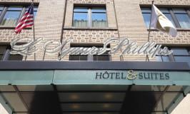 Hotel com cozinha em Montréal: Le Square Phillips