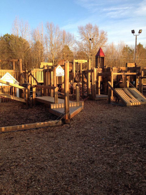 Liberty Park, o preferido da Anna