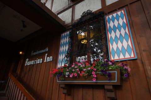Little Bavarian Inn, a fachada mais bonitinha