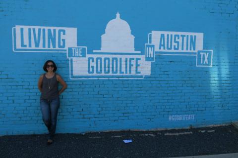 Boa vida em Austin