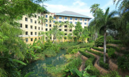 Loews Royal Pacific Resort: hotel Premier da Universal
