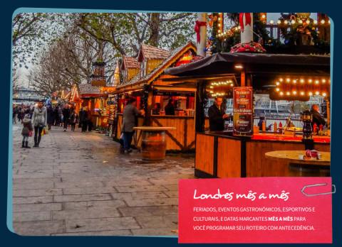 Londres mês a mês no Guia de Londres para Iniciantes e Iniciados