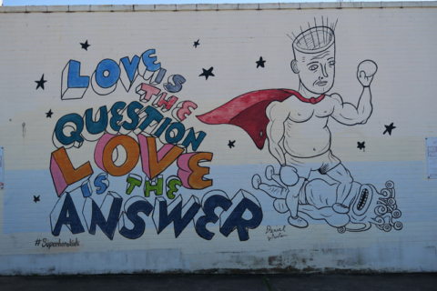 Love is the question, Love is the answer