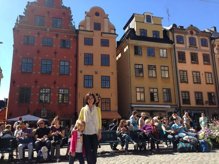 Roteiro em Estocolmo com crianças