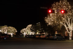 Luzes de Natal em Georgetown