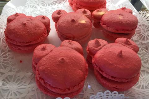 Macarons do Mickey, foto da Debora Segnini
