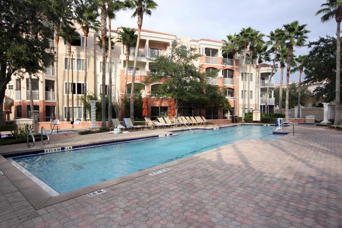 Hotel em Orlando para famílias grandes: Marriott Grande Vista