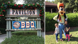 Mickey's Backyard BBQ: churrasco do Mickey na Disney