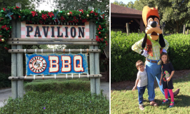 Mickey's Backyard BBQ: churrasco do Mickey na Disney