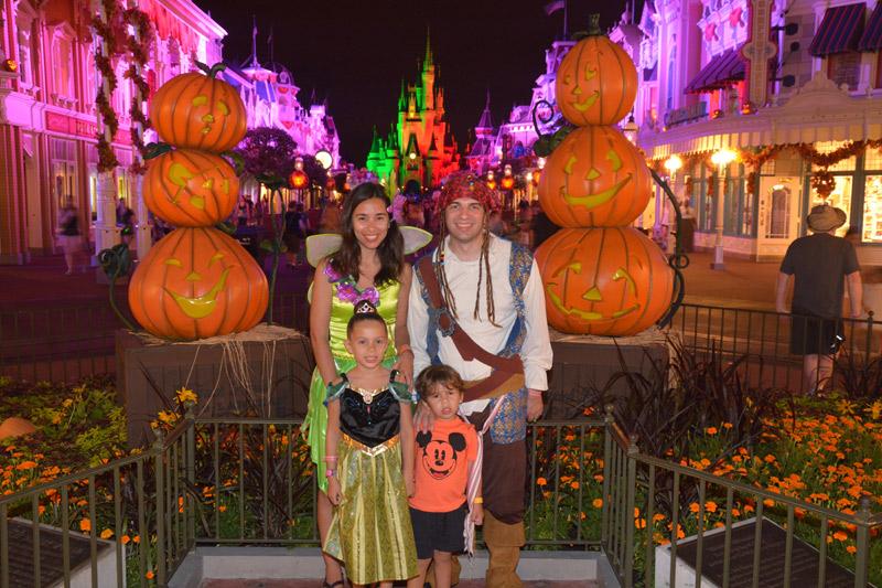 Halloween na Disney: como foi a festa do Magic Kingdom