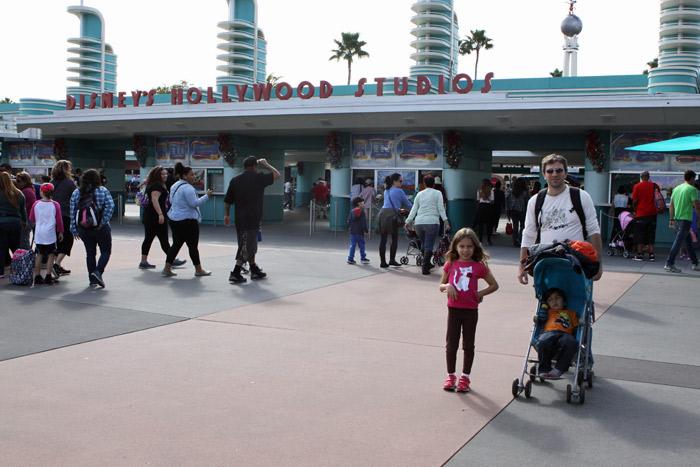 Roteiro no Hollywood Studios com crianças pequenas e sem restrição de altura