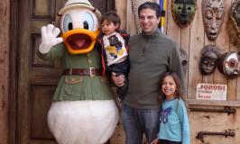 Almoço com personagens da Disney no Tusker House, no Animal Kingdom