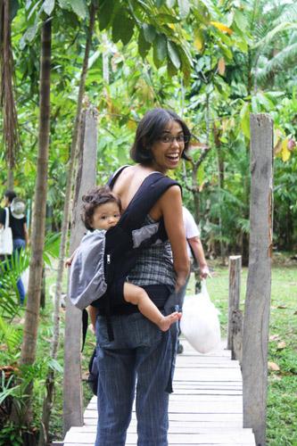 Por que viajar com crianças? Por Maíra Ribeiro