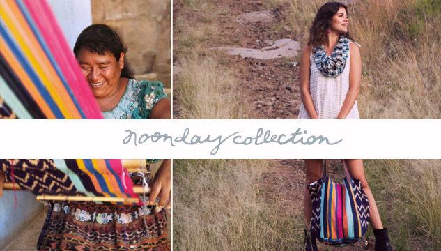 Moda que faz o bem: Noonday Collection