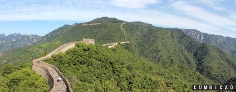 A Grande Muralha da China, foto de Diogo Ávila