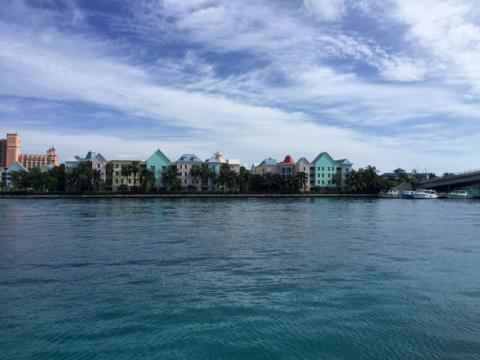 Casinhas em Nassau, Bahamas