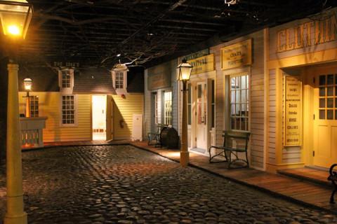 As ruas de Detroit eram assim no século 19