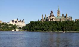 Um dia em Ottawa, a capital do Canadá