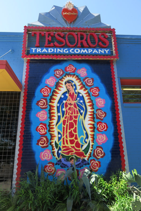 Our Lady, um dos mais antigos