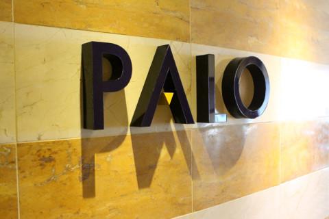 Chegando ao Palo, no Disney Magic