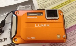 Review da Panasonic Lumix TS3, uma boa câmera a prova d'água