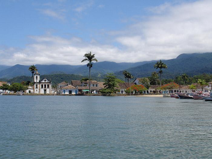 Paraty: Área de Proteção Ambiental Cairuçu