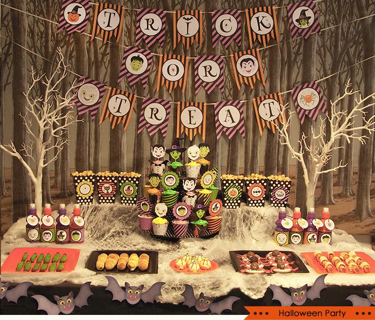 Festa de Halloween 2013: novidades para decoração