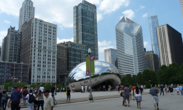 Passeando por Chicago