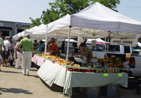 Pepper Market, Birmingham, Alabama