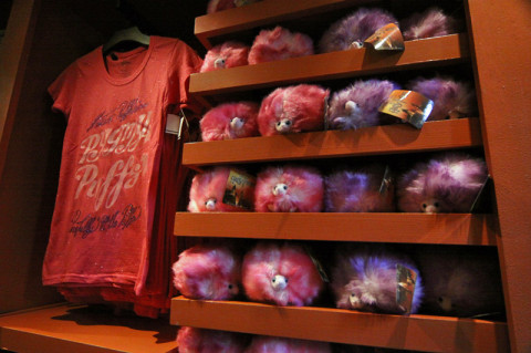 Pigmy Puffs, o bichinho que a Ginny (Gina) Weasley compra