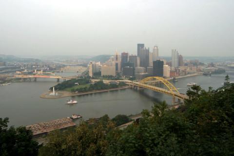 Pittsburgh, Pennsylvania (foto: Luciana Misura)