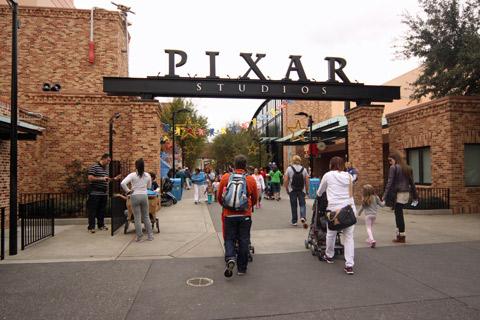 Pixar Place, Disney Hollywood Studios