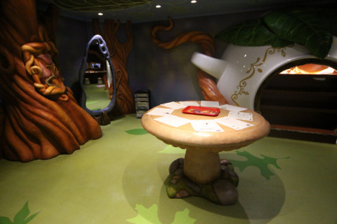 Pixie Hollow, o recanto das fadas