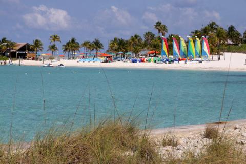 Aqui você pode alugar caiaque, windsurf, e outros equipamentos